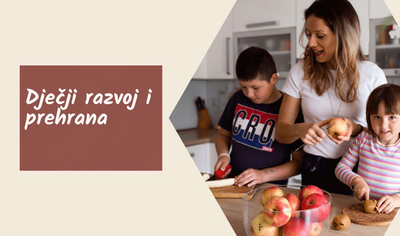 Dječji razvoj i prehrana