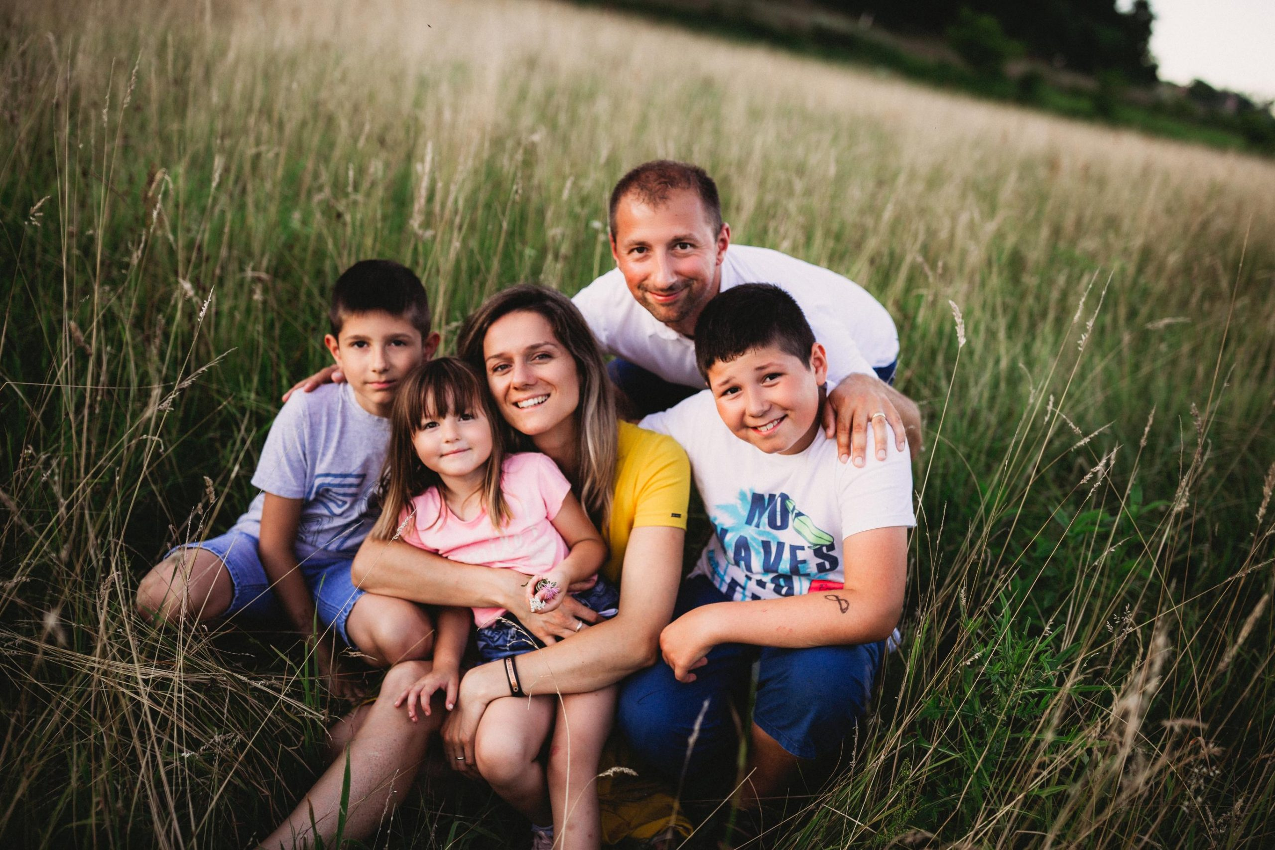 Jasmina Hadela family